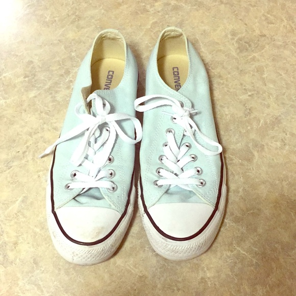 c0f340638619a5 Converse Shoes - Baby blue classic ALL STAR CONVERSE